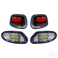 LED Factory Style Light Kit, E-Z-Go TXT 14+