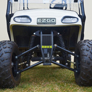"""RHOX BMF 7"""" Extreme Duty A-Arm Lift Kit for E-Z-Go TXT Gas 01.5-08.5 and Electric 01.5-09."""