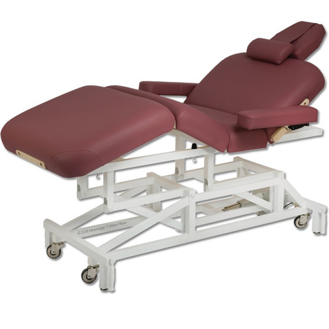 Custom Craftworks Mckenzie Deluxe Electric Massage Table
