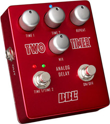 BBE TWO TIMER ANALOG DELAY