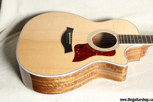 TAYLOR 414CE SN 1110164059 GLOSS BACK AND SIDES