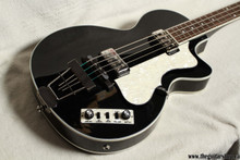 HOFNER CONTEMPORARY SERIES CLUB BASS BLACK WITH CASE