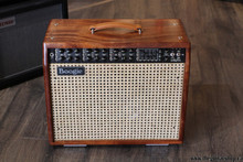 MESA BOOGIE MARK V COMBO PREMIER EXOTIC SAPELE WITH WICKER GRILLE