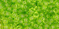 Toho Seed Beads 8/0 Round #169 Transparent Lime Green 20 gram