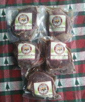 Organic Pastured Bison Filet Mignon - 5 pack