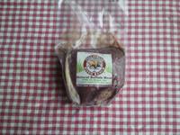 Organic Pastured Buffalo Top Sirloin Steak - 5 pack