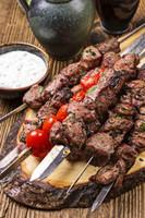 Bison Top Sirloin Steak Kabob Meat