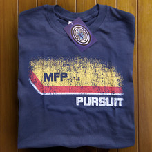 Mad Max MFP Pursuit (Navy Blue) T Shirt