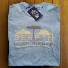 Bespin Cloud City (Blue) T Shirt
