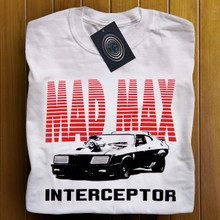 Mad Max Interceptor T Shirt
