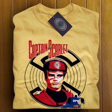 Captain Scarlet T Shirt