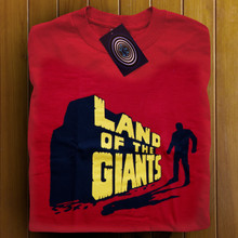 Land of the Giants T Shirt