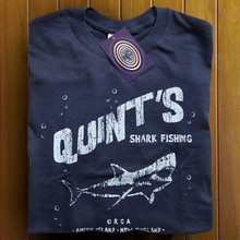 Quints shark fishing T Shirt