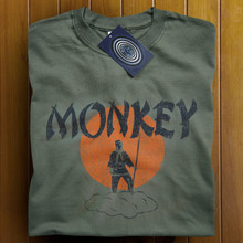 Monkey T Shirt (Green)