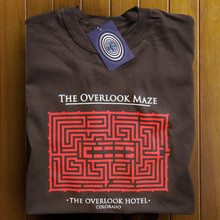 The Overlook Maze T Shirt