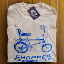 Chopper Bike T Shirt