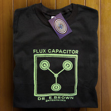 Flux Capacitor T Shirt