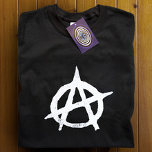 Anarchy logo T Shirt
