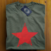 Red Army Star T Shirt