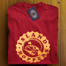 Island Hoppers (Red) T Shirt