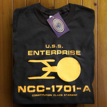 USS Enterprise T Shirt