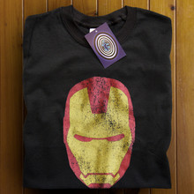 Iron Man Face T Shirt