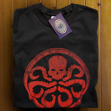 Red Skull Hydra T Shirt