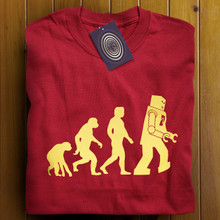 Robot Evolution T Shirt