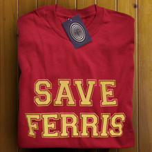 Save Ferris (Red) T Shirt