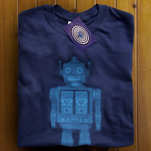 Star Strider Robot T Shirt