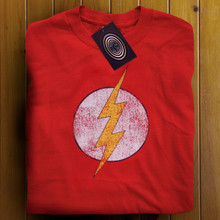 The Flash logo T Shirt