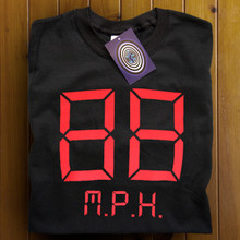 Back to the Future 88mph T Shirt