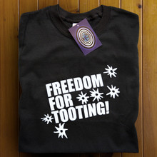 Freedom for Tooting T Shirt