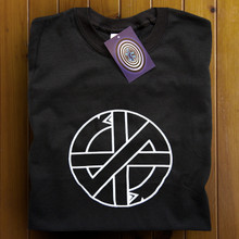 CRASS logo T Shirt
