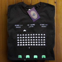 Space Invaders (Screen) T Shirt