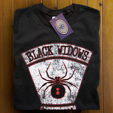 Black Widows (Pacioma) T Shirt