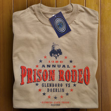 Prison Rodeo (Stir Crazy) T Shirt