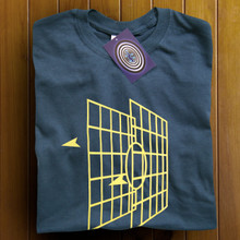 Millenium Falcon Battle Graphics T Shirt