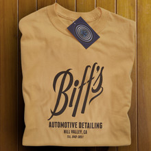 Biffs Automotive Detailing T Shirt
