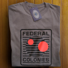 Federal Colonies (Total Recall) T Shirt