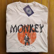 Monkey T Shirt (Natural)