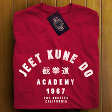 Jeet Kune Do T Shirt (Red)