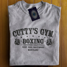 Cutty's Boxing Gym T Shirt