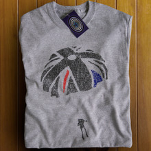 James Bond Parajack T Shirt (Sport Grey)