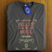 Fillet of Soul T Shirt (Live and Let Die)