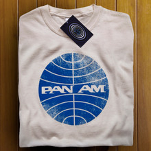 Pan Am (Natural) T Shirt