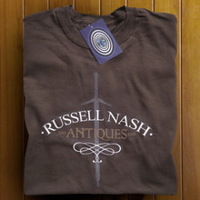Russell Nash Antiques T Shirt