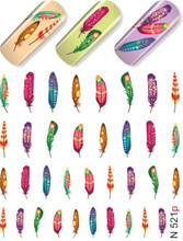 enVogue Simply Decals Feather's Single N521