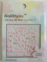 NailStyles 3D Nail Stickers PN-02