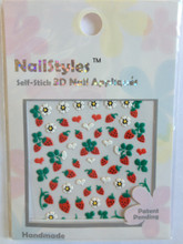 NailStyles 3D Nail Stickers CN-03